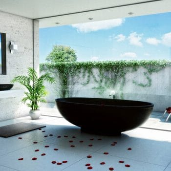 The Best Wallpaper For: Bathrooms